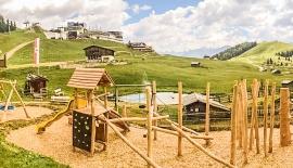 Spielplatz-kletterwald