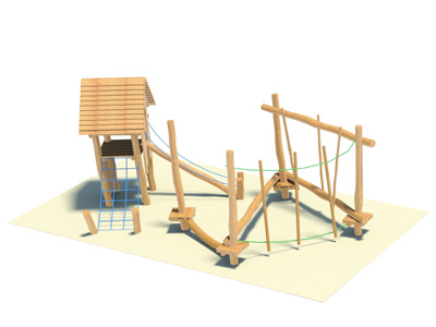playground equipment visualisation