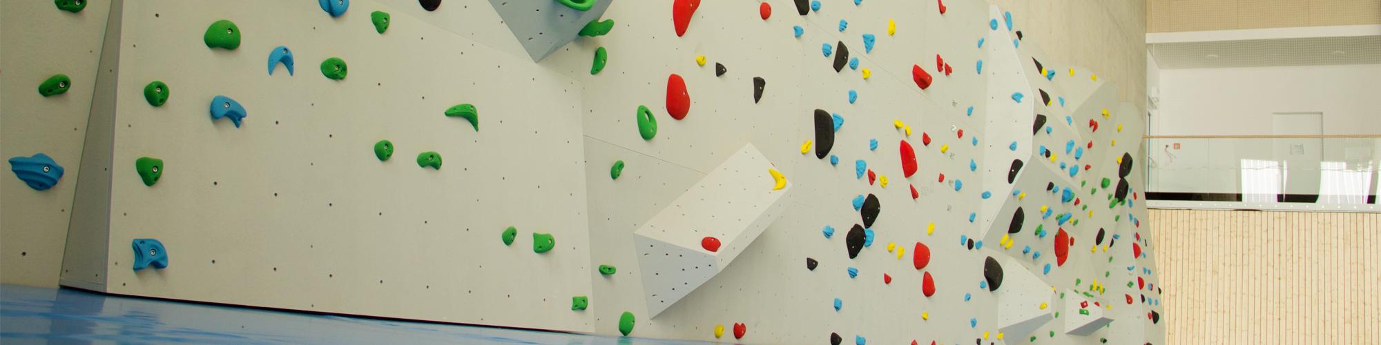 kletter- und boulderwände - konzeption und bau durch kristallturm®